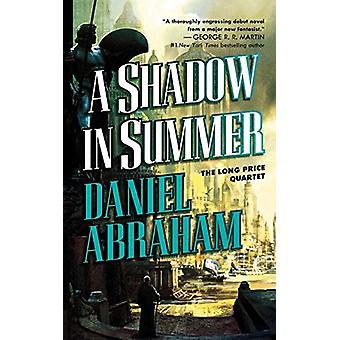 A Shadow in Summer - 9781250297488 Book