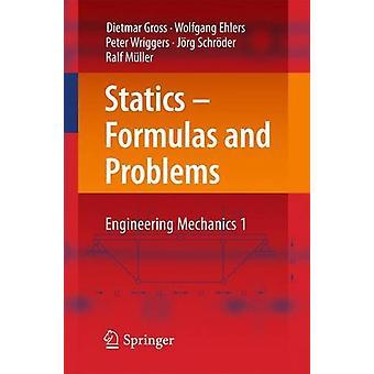 Statics - Formulas and Problems - Engineering Mechanics - 2017 - No. 1 b