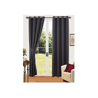 Comfort Collection Eyelet Curtain - Milano