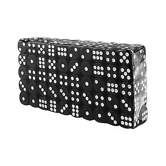 Sexsidig Dice, 100th-Black