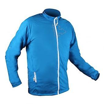 Raidlight Womens chaqueta de Running ultra cortavientos (2018) Electric Blue