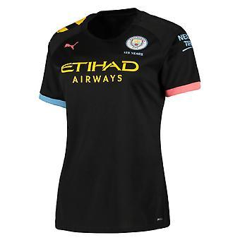 2019-2020 Manchester City Puma Away Ladies Shirt