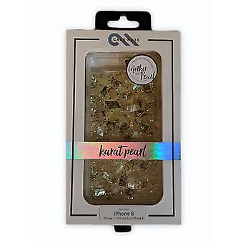 Case Mate Karat Case for Apple iPhone 8/7 - Mother of Pearl
