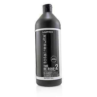 Matrix Total Results The Re-Bond Strength-Rehab System Pre-Conditioner (For Extreme Repair) 1000ml/33.8oz