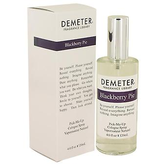 Déméter Blackberry Pie Cologne Spray Par Demeter 120 ml