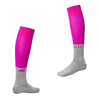 2019-2020 Celtic Third Socks (Pink)