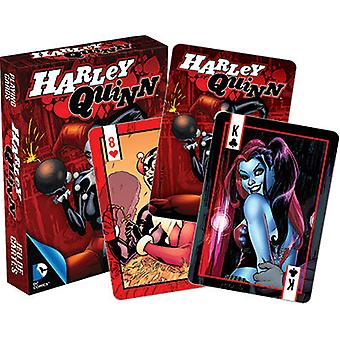 Playing Card - DC Comics - Harley Quinn Comics Toys Poker New 52368