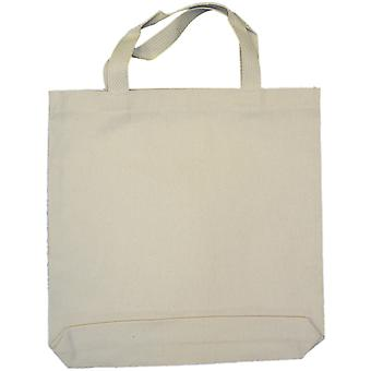 Medium Zipper Tote 13.5