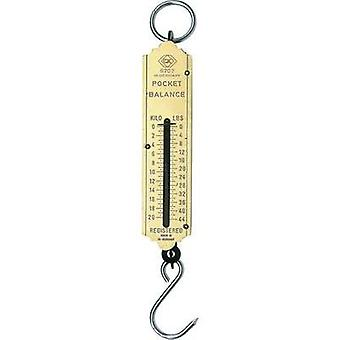 Spring scale C.K. Weight range 20 kg