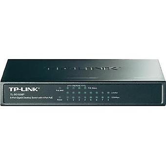 Network RJ45 switch TP-LINK TL-SG1008P 8 ports 1 Gbit/s PoE
