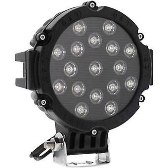 High beam, Off-road light W057351 LEDs SecoRüt (Ø x D) 180 mm x 88 mm