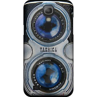 Vintage camera yashica mate cover for Galaxy S4 mini