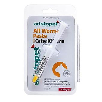 Allwormer Cat & Kitten Paste 5.12g