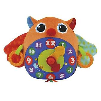 K's Kids Day And Night Owl Clock