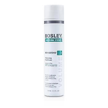 Bosley Professional Strength Bos Defense Volumizing Conditioner (For Normal to Fine Non Color-Treated Hair) - 300ml/10.1oz
