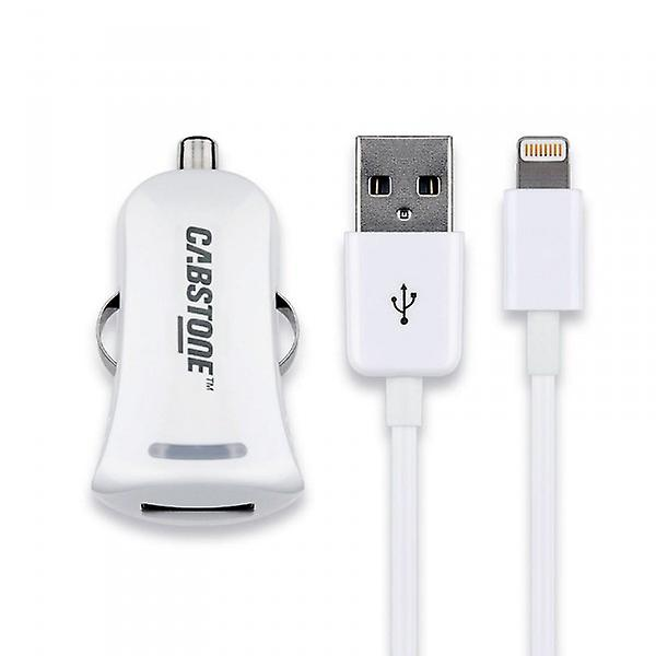 2 in 1 Cabstone USB sync & charge cable data cable Apple lightning CONECTOR charger