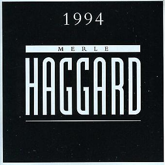 Merle Haggard - Merle Haggard 1994 [CD] USA importar
