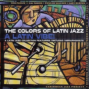 Colores del Jazz latino - Latin Vibe! [CD] USA importación