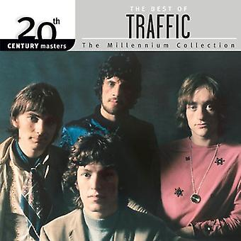 Traffic - Millennium Collection-20th Century Masters [CD] USA import