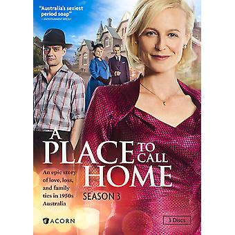 Place to Call Home: Season 3 [DVD] USA import