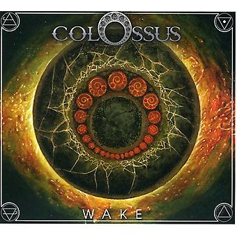 Colossus - Wake [CD] USA importerer
