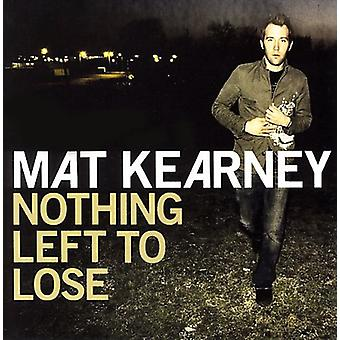 Mat Kearney - Nothing Left to Lose [CD] USA import