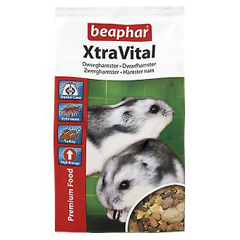 Beaphar XtraVital Dwarf Hamster Feed (Small pets , Dry Food and Mixtures)