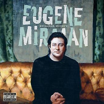 Eugene Mirman - En Garde Society! [CD] USA import
