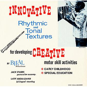Bilal Abdurahman - Innovative Rhythmic & Tonal Textures for Developin [CD] USA import