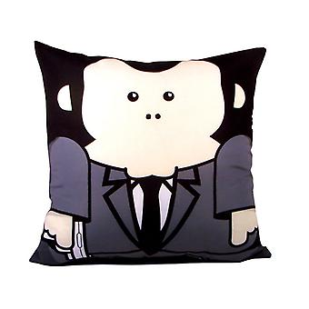 Pulp fiction Vincent cushion prank cult pillow