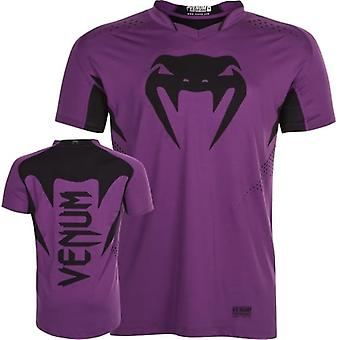 Venum Hurricane X Fit T-Shirt - Purple