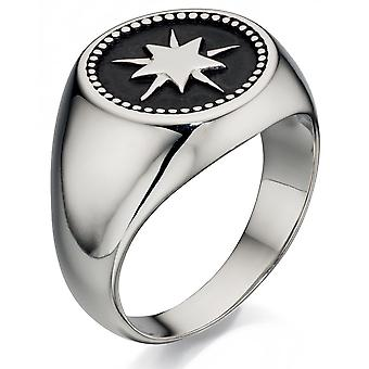 925 Silver Ring Fashionable torture