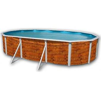 Toi Oval ethnic pool (Garden , Swimming pools , Swimming pools)