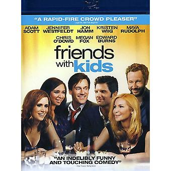Friends with Kids [BLU-RAY] USA import