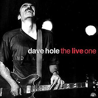 Dave Hole - Live One [CD] USA import
