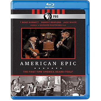 American Epic [Blu-ray] USA import