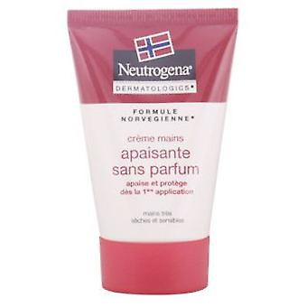 Neutrogena Unscented hand cream 50Ml (Cosmetics , Body  , Facial , Moisturizers)