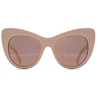 Stella McCartney Falabella Oversized Cateye Sunglasses In Pink