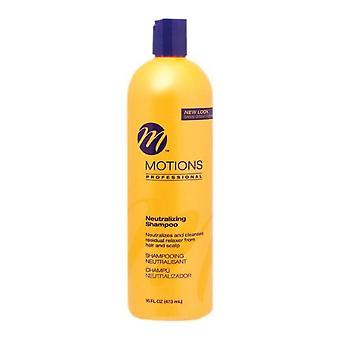 Motions Shampoo Neutralizing 473 ml [Personal Care]