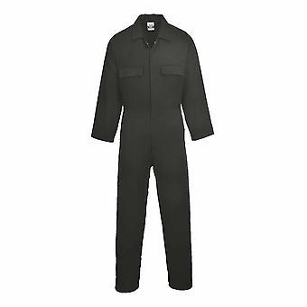 sUw - Euro Workwear 100% bomull kjeledress med 5 praktiske lommer