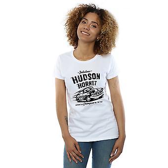 Disney Women's Cars Hudson Hornet T-Shirt