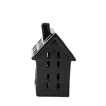 KJ Collection Black House Figure Small