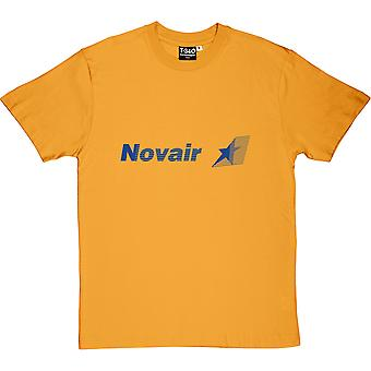 Novair International Airways mænd T-Shirt