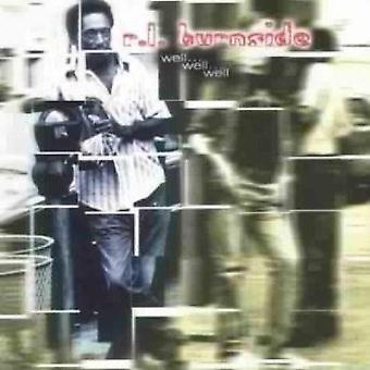 R.L. Burnside - godt godt godt [CD] USA import