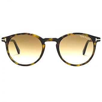 Tom Ford Andrea 02 Sunglasses In Dark Havana