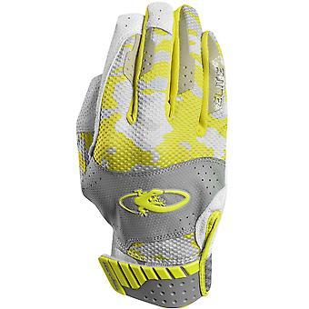 Lizard Skins jeugd Komodo Elite Batting handschoenen - Camo van het Neon/Phantom