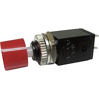 Pushbutton 125 V AC 3 A 1 x Off/(On) Miyama DS-410