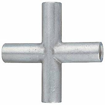 Cross connector 1.50 mm² Not insulated Metal