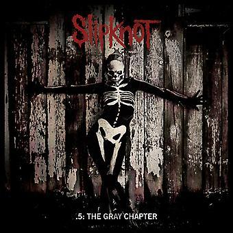 Slipknot - 5: The Gray Chapter [CD] USA import