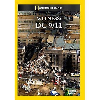 Testimonianza: Dc 9/11 importare [DVD] Stati Uniti d'America